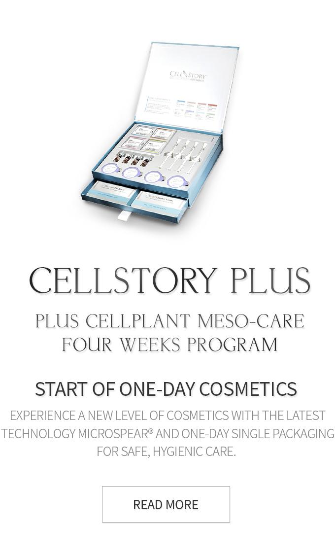 (M)CELLSTORY Plus Cellplant Meso-CARE Program