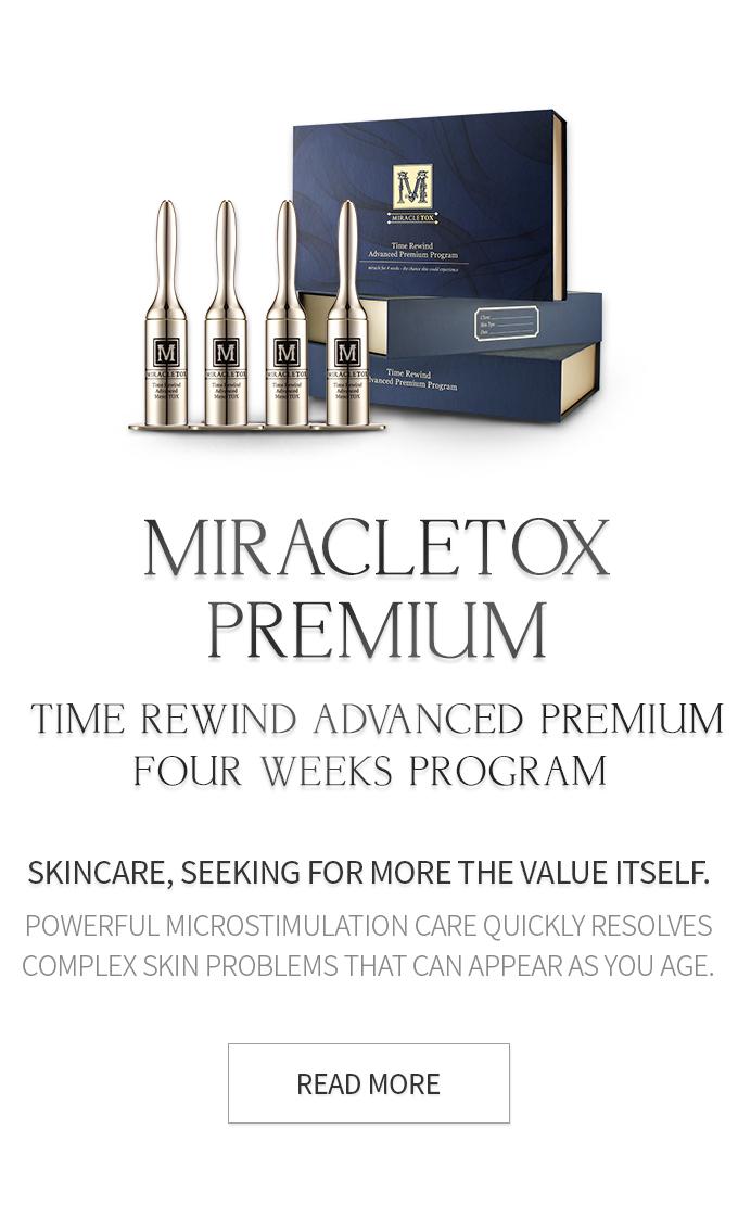 (M)MIRACLETOX Time Rewind Advanced Premium Program